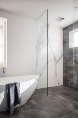 Simple Stone Bathroom Design Ideas10