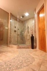 Simple Stone Bathroom Design Ideas15