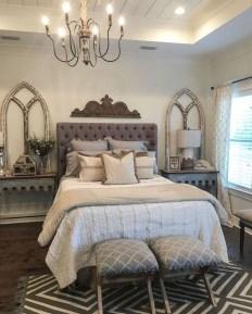 Smart Modern Farmhouse Style Bedroom Decor31