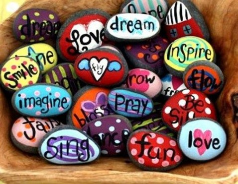 Smart Painted Rock Ideas Home Decoration35