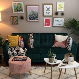 Smart Small Living Room Decor Ideas18