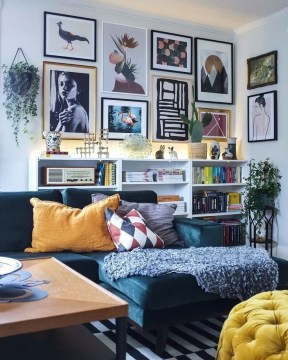 Smart Small Living Room Decor Ideas36