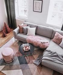 Stunning Cozy Living Room Design13