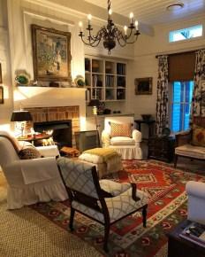 Stunning Cozy Living Room Design37