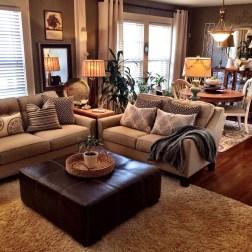 Stunning Cozy Living Room Design46