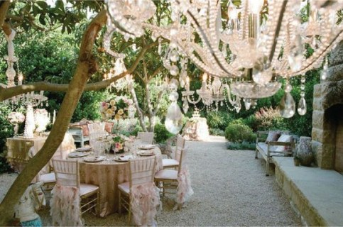 Amazing Wedding Decor Inspiration For Outdoor Party32