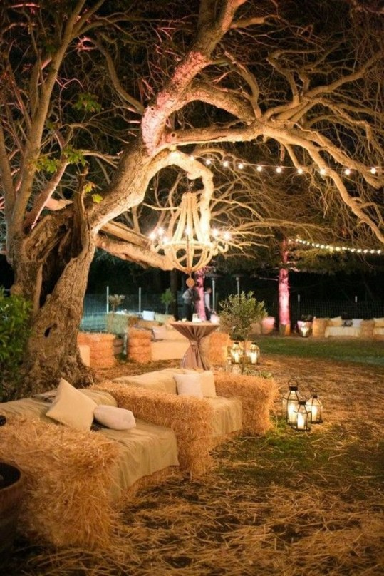 Amazing Wedding Decor Inspiration For Outdoor Party36