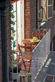 Awesome Small Balcony Ideas For Apartment13