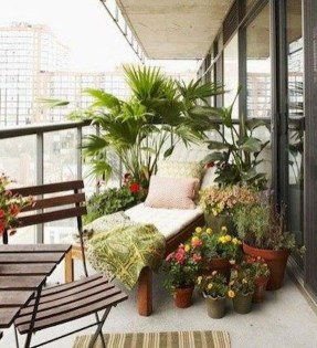 Awesome Small Balcony Ideas For Apartment39