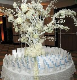 Awesome Winter Wonderland Wedding Decoration03