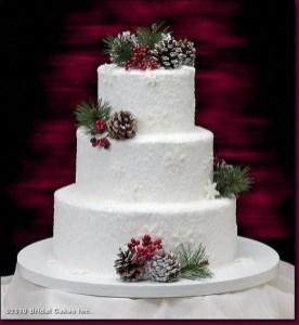 Awesome Winter Wonderland Wedding Decoration11