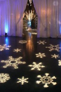 Awesome Winter Wonderland Wedding Decoration24
