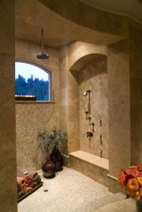 Bathroom Concept With Stunning Tiles01