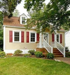 Best Exterior Paint Color Ideas Red Brick12