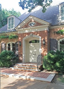 Best Exterior Paint Color Ideas Red Brick33