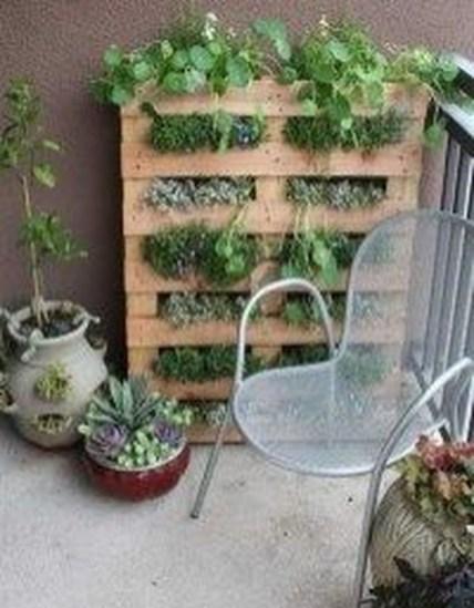 Creative And Simple Balcony Decor Ideas31