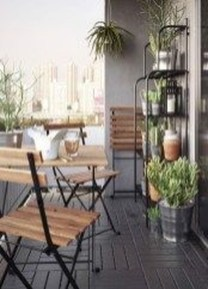 Creative And Simple Balcony Decor Ideas33