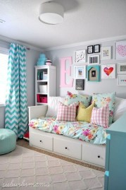 Cute And Cozy Bedroom Decor For Baby Girl14