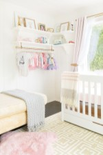 Cute And Cozy Bedroom Decor For Baby Girl27