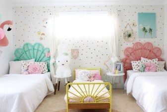 Cute And Cozy Bedroom Decor For Baby Girl29