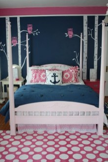 Cute And Cozy Bedroom Decor For Baby Girl32