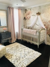 Cute And Cozy Bedroom Decor For Baby Girl34