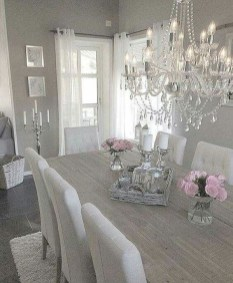 Feminine Dining Room Design Ideas10