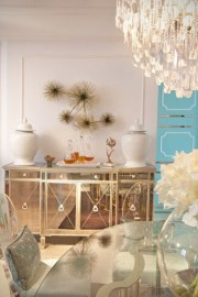 Feminine Dining Room Design Ideas20