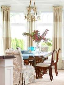 Feminine Dining Room Design Ideas32