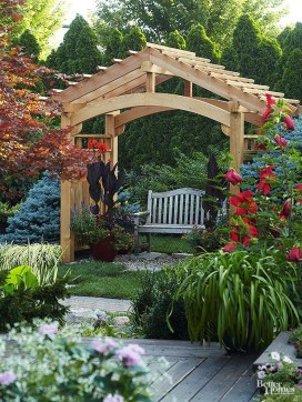 Garden Design Ideas In Your Home That Add To The Beauty Of Your Home38