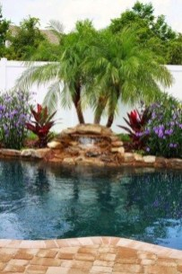 Landscaping Ideas For Backyard Swimming Pools17