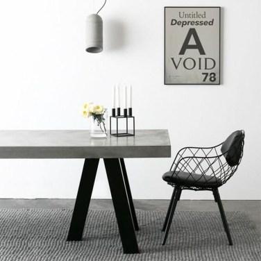 Lovely Dinner Table Design13