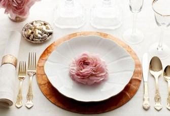 Lovely Dinner Table Design26