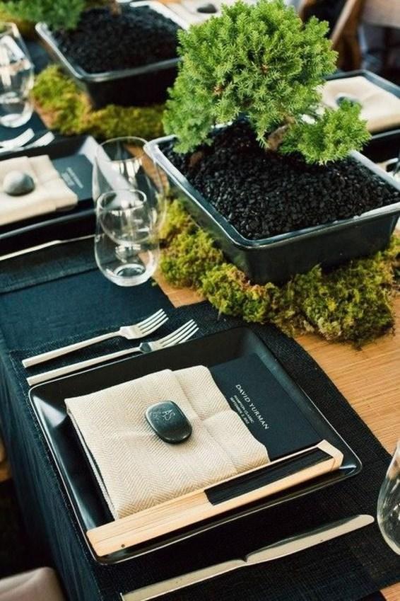 Lovely Dinner Table Design27