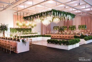 Luxury Wedding Decor Inspiration For Garden Party05