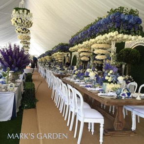 Luxury Wedding Decor Inspiration For Garden Party14