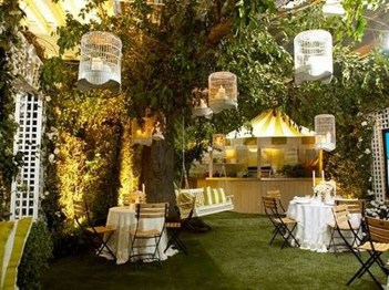 Luxury Wedding Decor Inspiration For Garden Party21