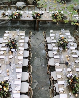 Luxury Wedding Decor Inspiration For Garden Party34