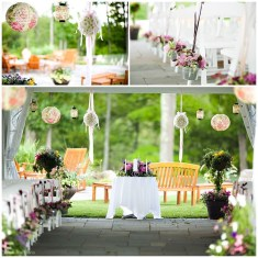 Luxury Wedding Decor Inspiration For Garden Party38