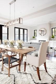 Simple Dining Room Design40