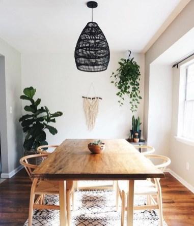 Simple Dining Room Design44