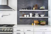 Smart Kitchen Open Shelves Ideas03