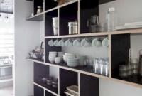 Smart Kitchen Open Shelves Ideas04