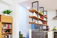 Smart Kitchen Open Shelves Ideas13