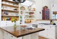 Smart Kitchen Open Shelves Ideas26