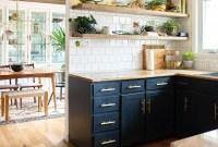 Smart Kitchen Open Shelves Ideas28