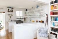 Smart Kitchen Open Shelves Ideas30