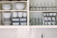 Smart Kitchen Open Shelves Ideas33