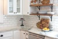 Smart Kitchen Open Shelves Ideas35