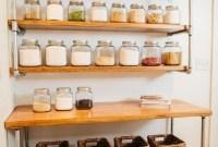 Smart Kitchen Open Shelves Ideas41